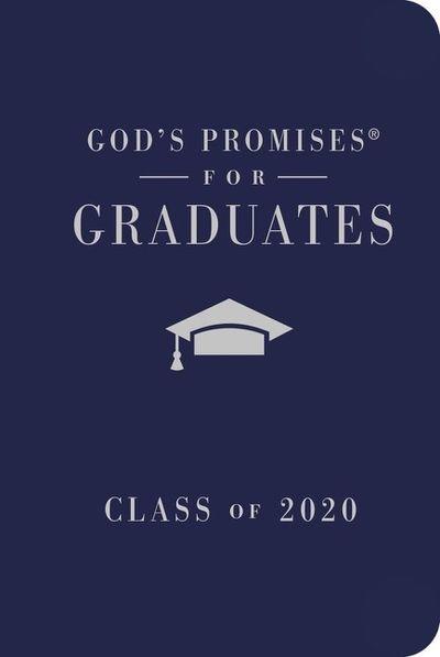 NKJV God's Promises For Graduates: Class Of 2020 [Navy]