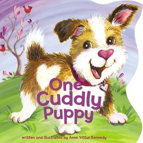 Cover image - One Cuddly Puppy
