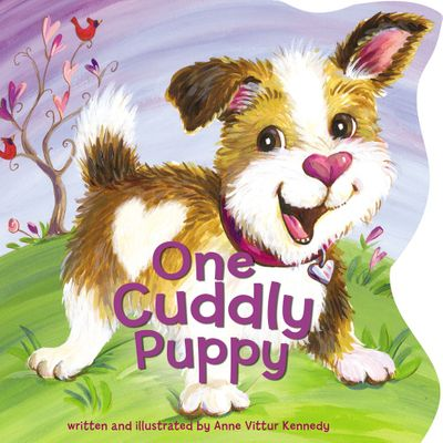 One Cuddly Puppy