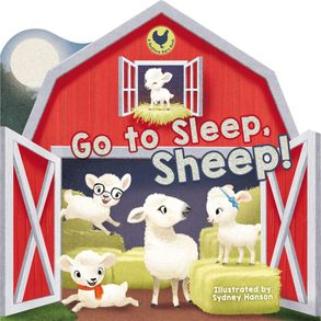 Cover image - Go To Sleep, Sheep!