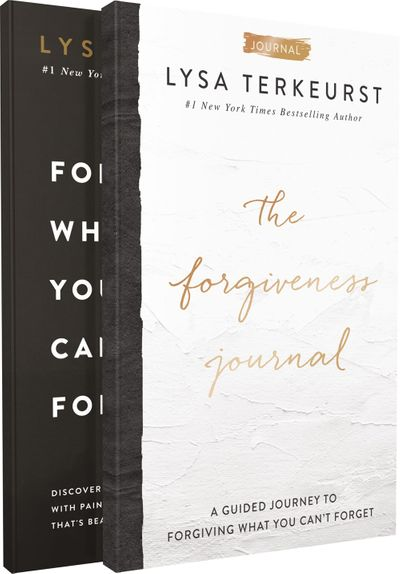 Forgiving What You Cant Forget With The Forgiveness Journal