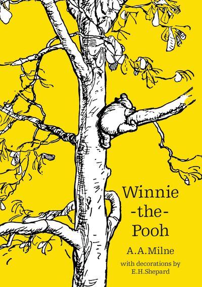 Winnie-the-Pooh Rejacket