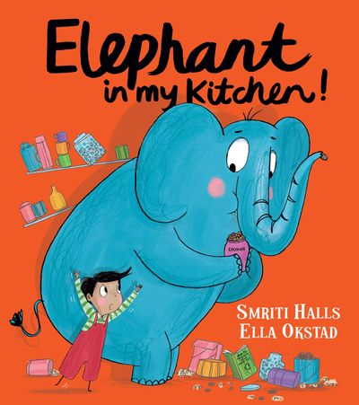 Elephant In My Kitchen!