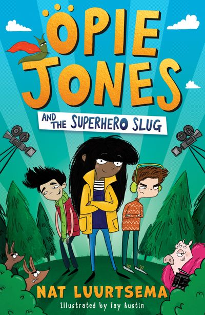 Opie Jones and the Superhero Slug