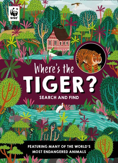 Where's the Tiger