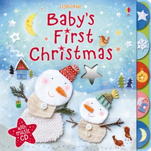 Picture of Baby's First Christmas with CD