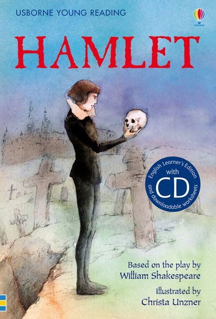 Image result for Hamlet book cover
