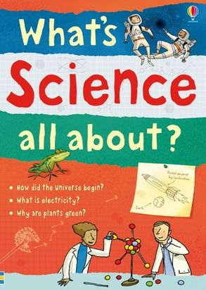 Cover image - What's Science All About?
