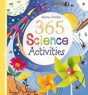 Cover image - 365 Science Activities