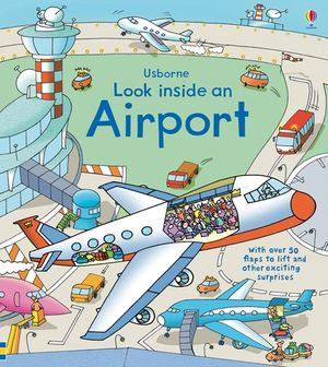 Picture of Look Inside an Airport