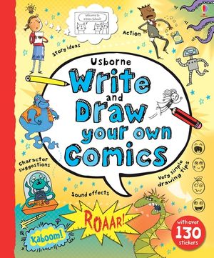 Picture of Write and Draw Your Own Comics