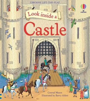 Picture of Look Inside a Castle