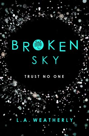 Cover image - Broken Sky