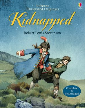Cover image - Kidnapped