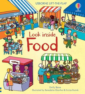 Cover image - Look Inside Food