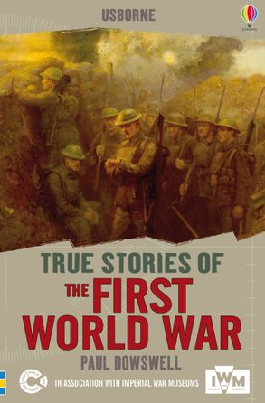 Cover image - The First World War