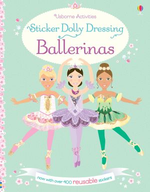 Picture of Sticker Dolly Dressing Ballerinas