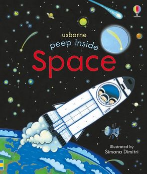 Cover image - Peep Inside Space