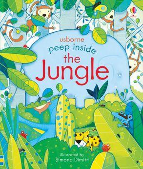 Cover image - Peep Inside the Jungle