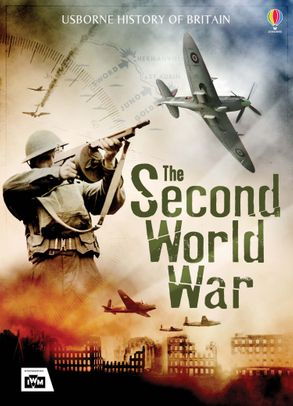 Cover image - The Second World War