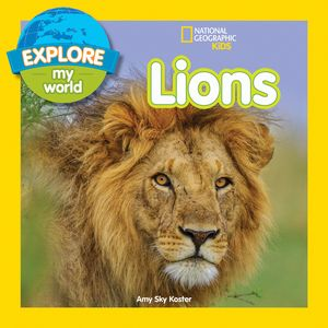 Picture of Explore My World: Lions