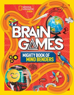Picture of Brain Games 2 Mighty Book of Mind Benders