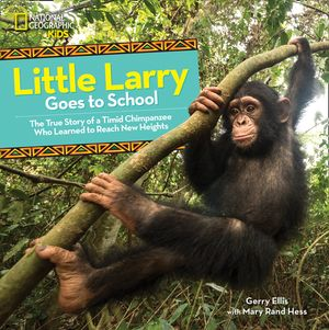Picture of Little Larry Goes to School