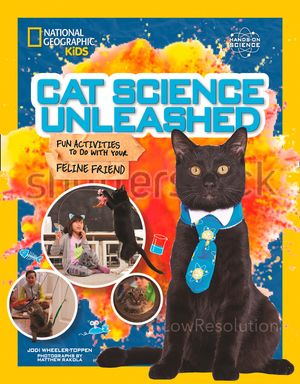 Picture of Cat Science Unleashed