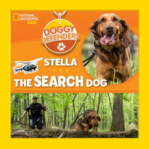 Picture of Doggy Defenders - Stella The Rescue Dog