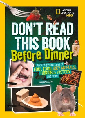 Cover image - Don't Read This Book Before Dinner