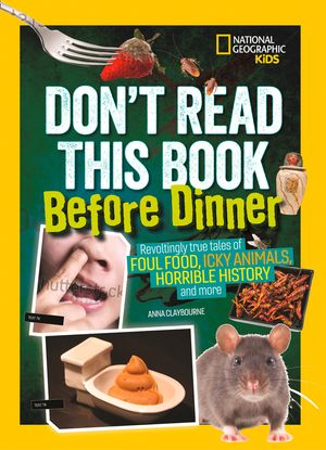 Picture of Don't Read This Book Before Dinner