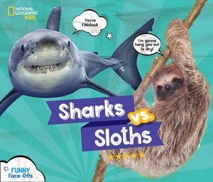 Picture of Sharks VS. Sloths