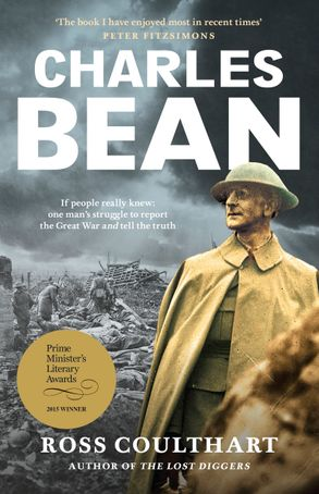 Cover image - Charles Bean