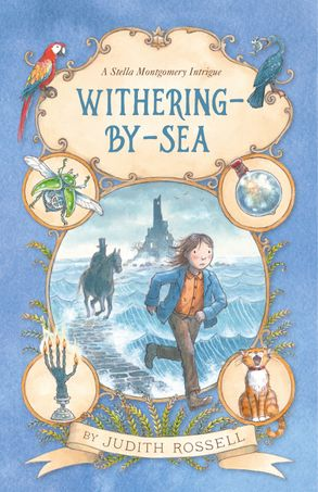 Cover image - Withering-by-Sea (Stella Montgomery, Book 1)