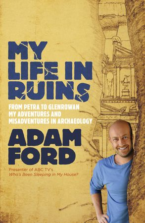 Cover image - My Life in Ruins