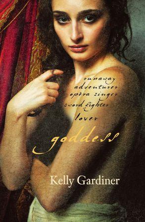 Cover image - Goddess