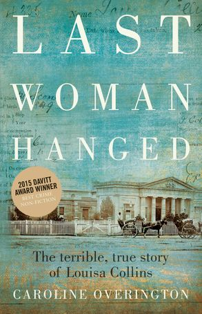 Cover image - Last Woman Hanged