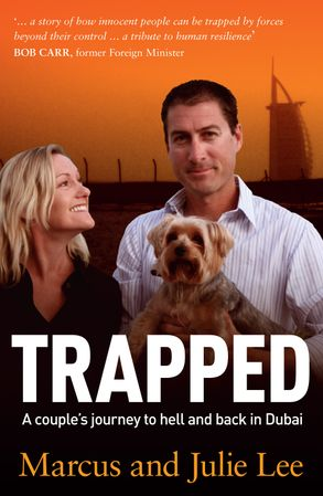 Cover image - Trapped