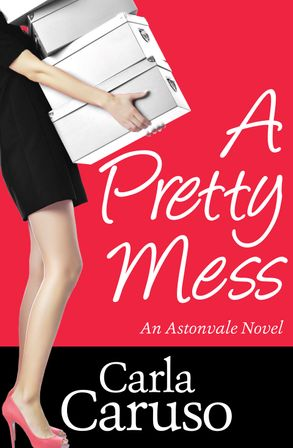 Cover image - A Pretty Mess