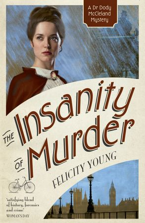 Cover image - The Insanity of Murder