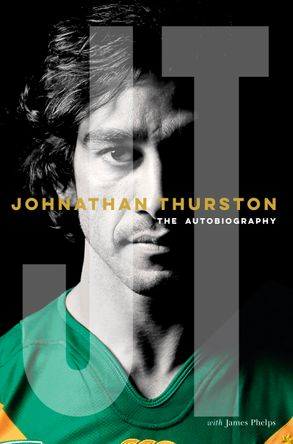 Cover image - Johnathan Thurston: The Autobiography