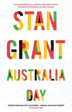 Cover image - Australia Day