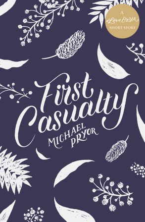 Cover image - First Casualty