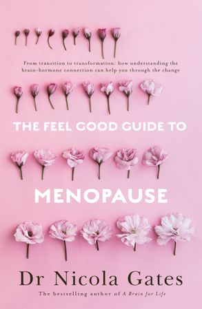 Cover image - The Feel Good Guide to Menopause