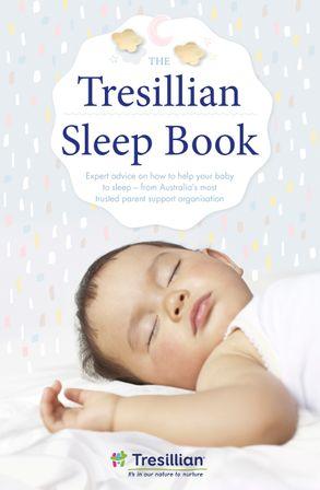 Cover image - The Tresillian Sleep Book
