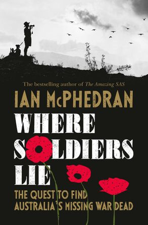 Cover image - Where Soldiers Lie