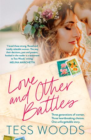 Cover image - Love And Other Battles