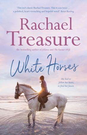 Cover image - White Horses