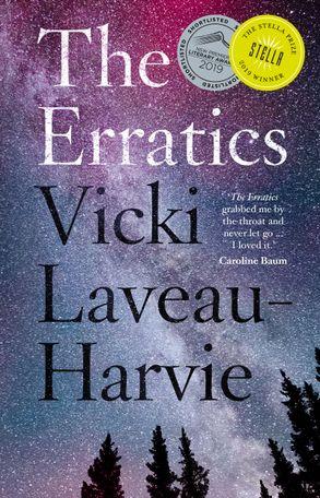 Cover image - The Erratics