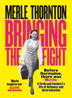 Cover image - Merle Thornton